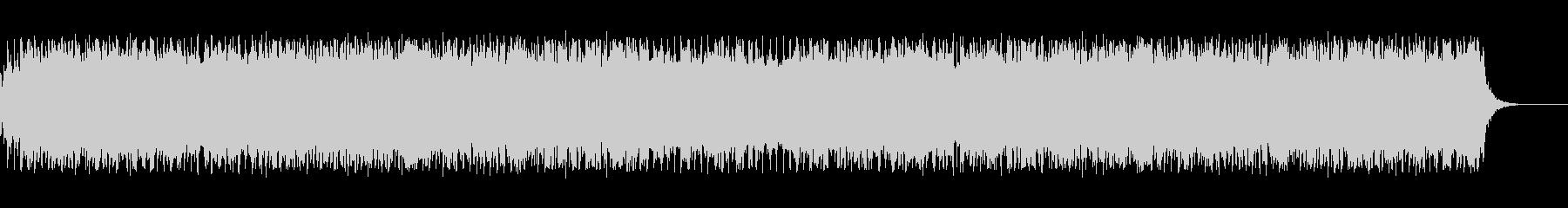 アップテンポの陽気なカントリーサウンドの未再生の波形