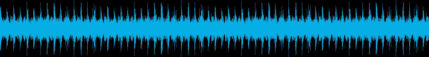 ストロボループ2の再生済みの波形