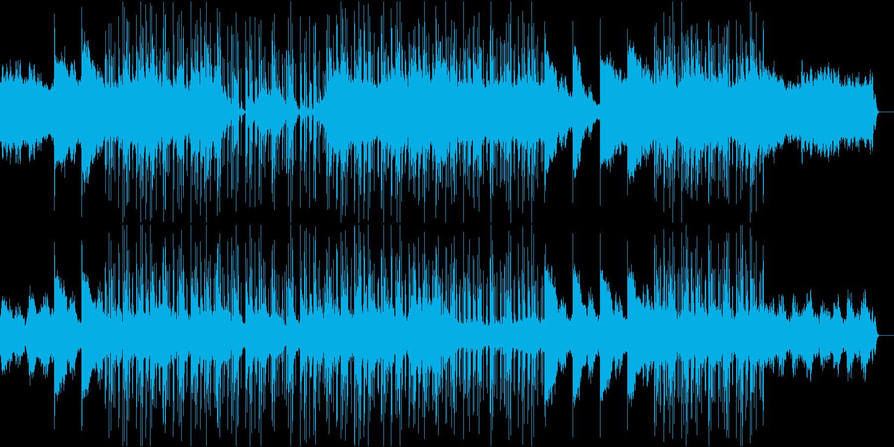 爽やかなアルペジオ - POPの再生済みの波形
