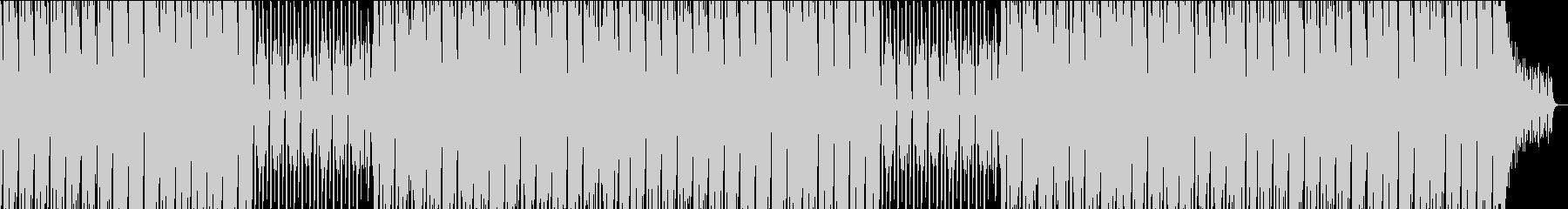70'~80'年代のディスコ風18の未再生の波形