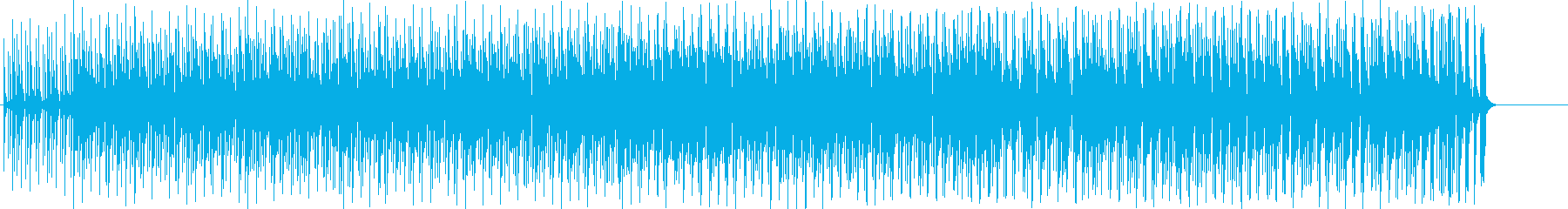 ボサノバ おしゃれ いきいきの再生済みの波形