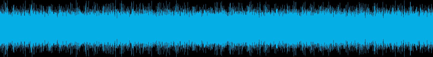 ★キャッチーな汎用EDMの再生済みの波形