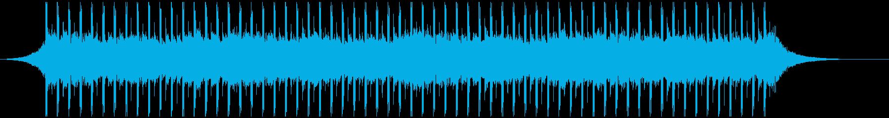 法人(ショート2)の再生済みの波形
