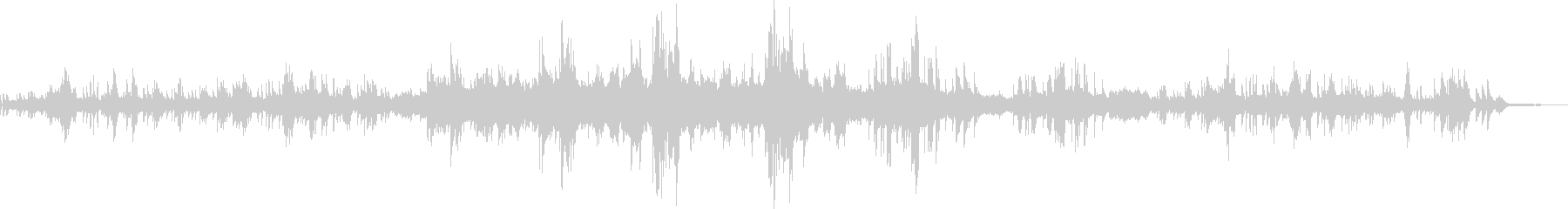 ショパン ノクターン Op9-No1の未再生の波形
