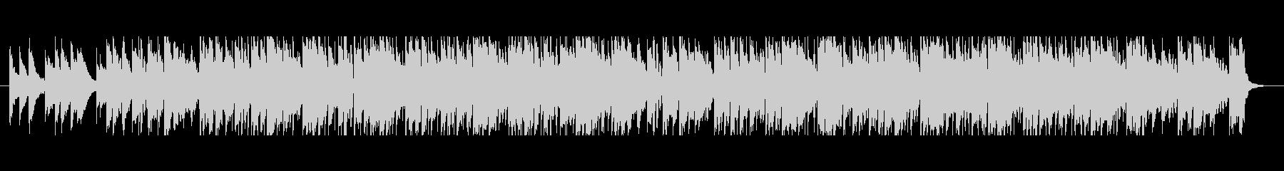 切ないアコギのLo-Fi HipHopの未再生の波形