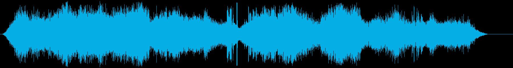 Guard 2を使用したトラフィックの再生済みの波形
