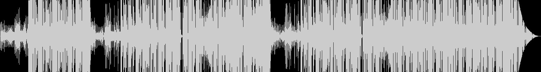 Trap 宇宙っぽいウワモノが印象的の未再生の波形