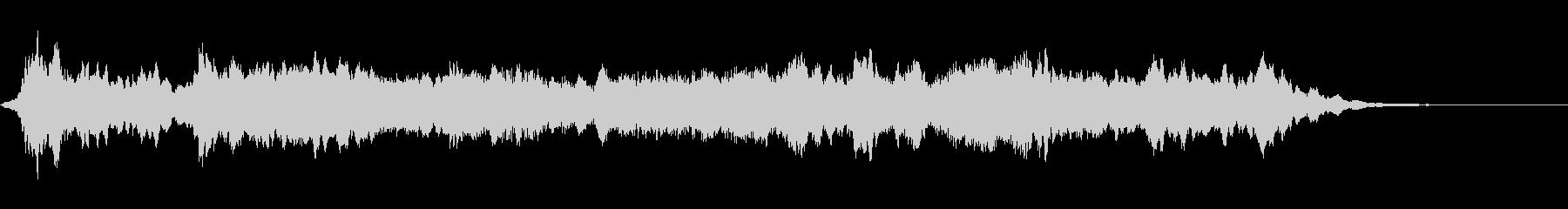 ホラー・サスペンス系軋み効果音1の未再生の波形