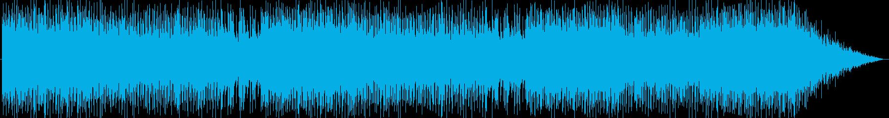 HARD ROCK、SAD BGM227の再生済みの波形