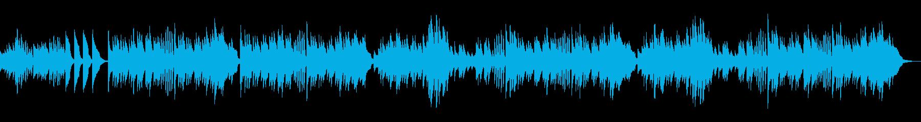 ピアノ練習曲/ブルグミュラー小さなつどいの再生済みの波形