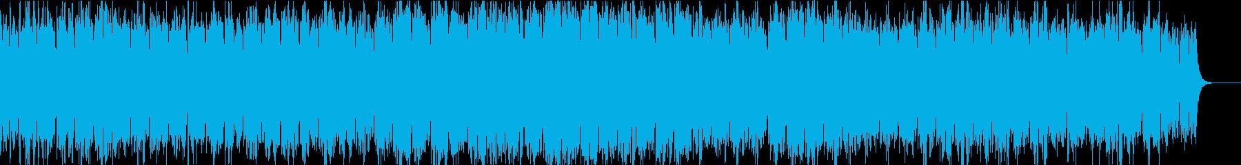 ムソルグスキー、ビドロ(牛車)の再生済みの波形