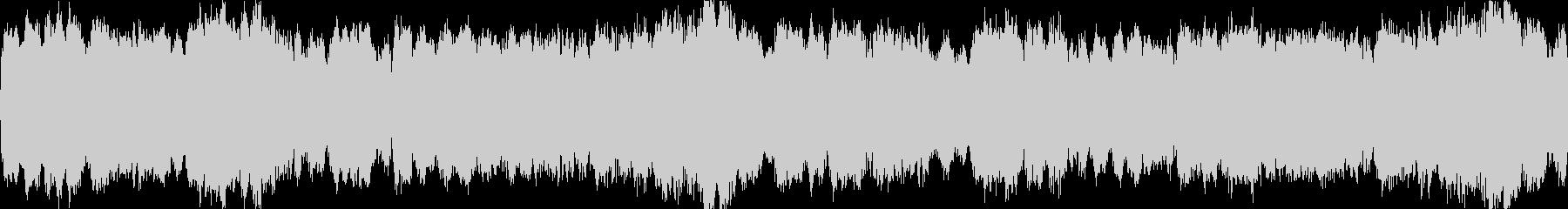チャイコフスキー 激しさ ループの未再生の波形