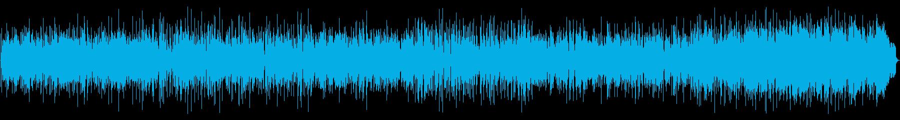 リラックスタイムに聞きたいスムースジャズの再生済みの波形