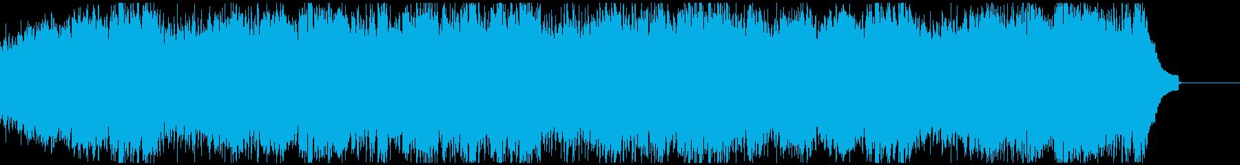 天気予報・夏の海・爽やかなR&Bの再生済みの波形