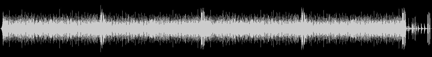 Kawaii系エレクトロ風BGMです。の未再生の波形