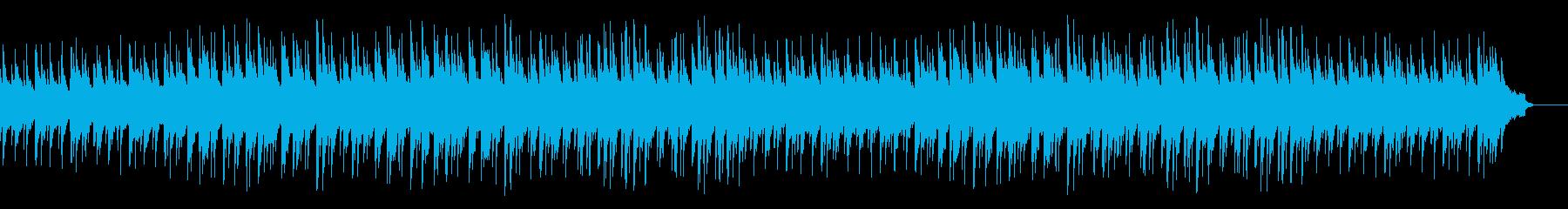 【ギター抜】一日の始まり、優しい曲の再生済みの波形