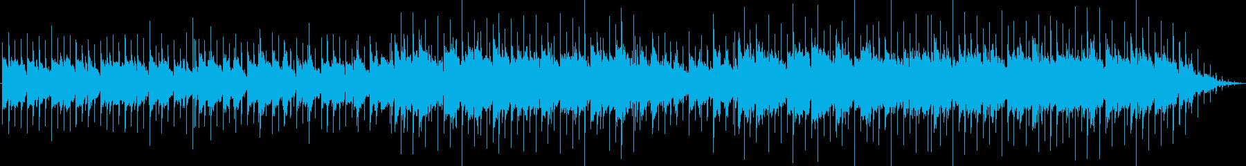 スロー。ピアノバー。ハーモニカ。の再生済みの波形