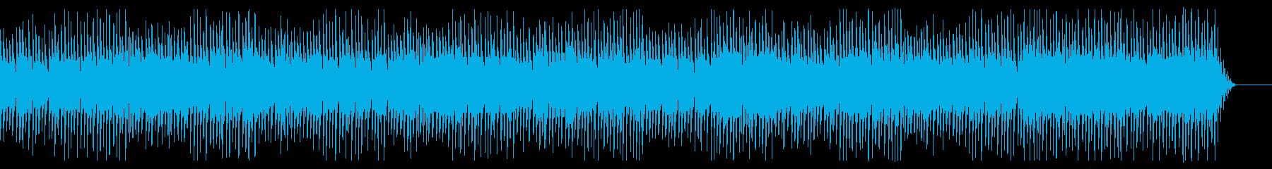 Zen ソルフェジオ周波数 528Hzの再生済みの波形