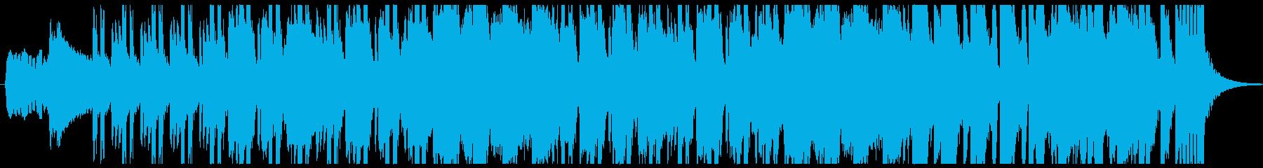 妖しげなムードのインスト小曲。の再生済みの波形