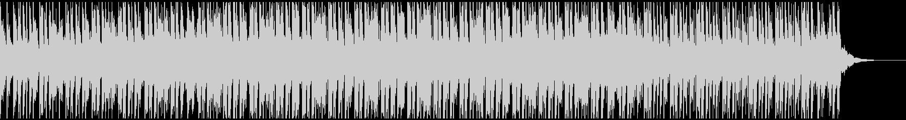イン・ザ・フェスティバル(60秒)の未再生の波形