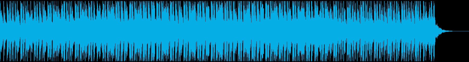 イン・ザ・フェスティバル(60秒)の再生済みの波形