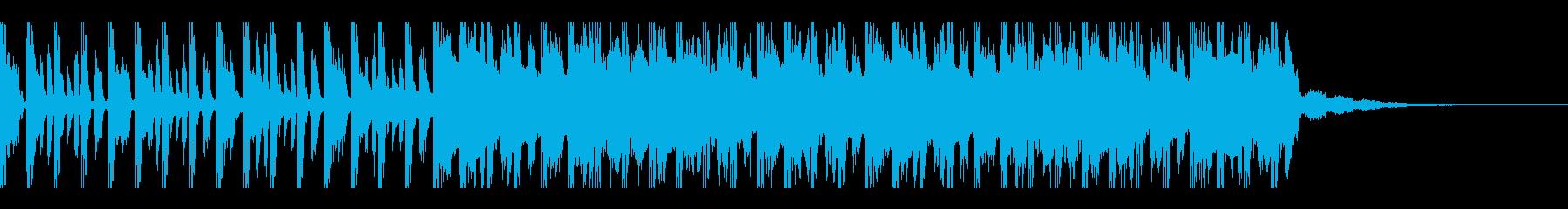 グラマー(30秒)の再生済みの波形