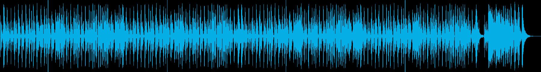 コメディー-ユーモラス-気まぐれ。...の再生済みの波形