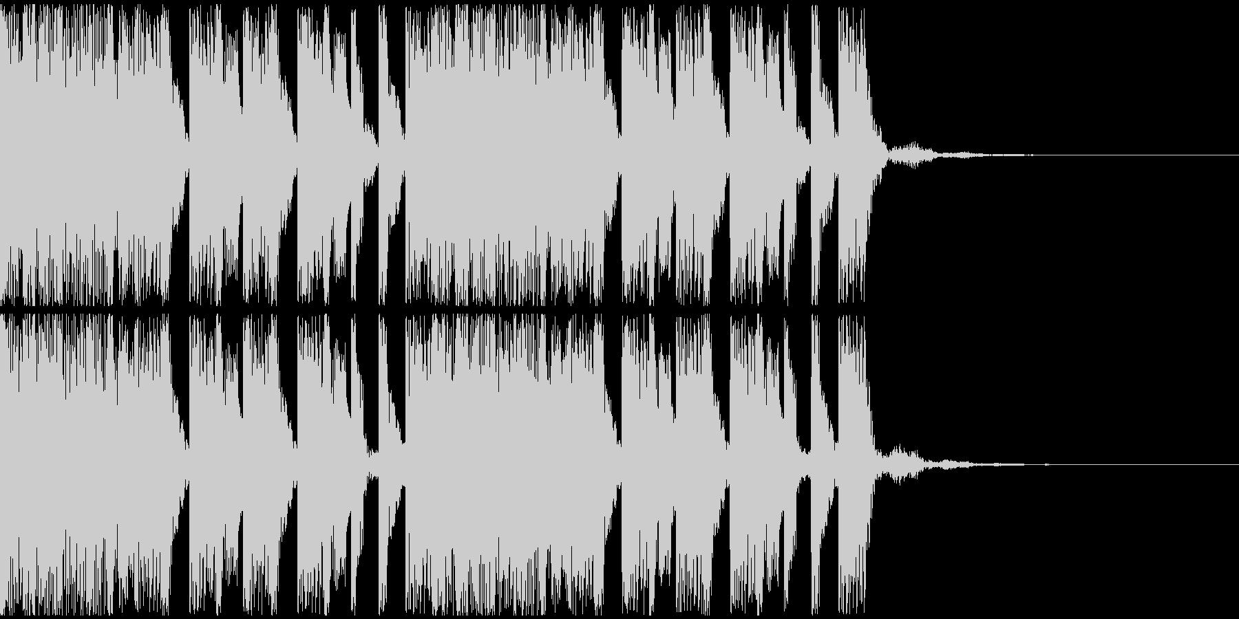 【EDM】トランス、ロング8、ショート2の未再生の波形