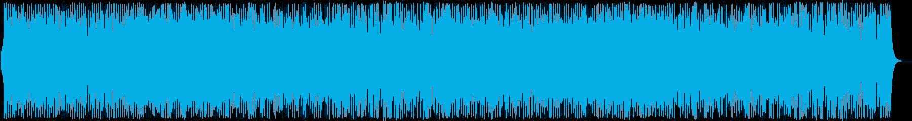 BGM_からくり戦闘曲の再生済みの波形