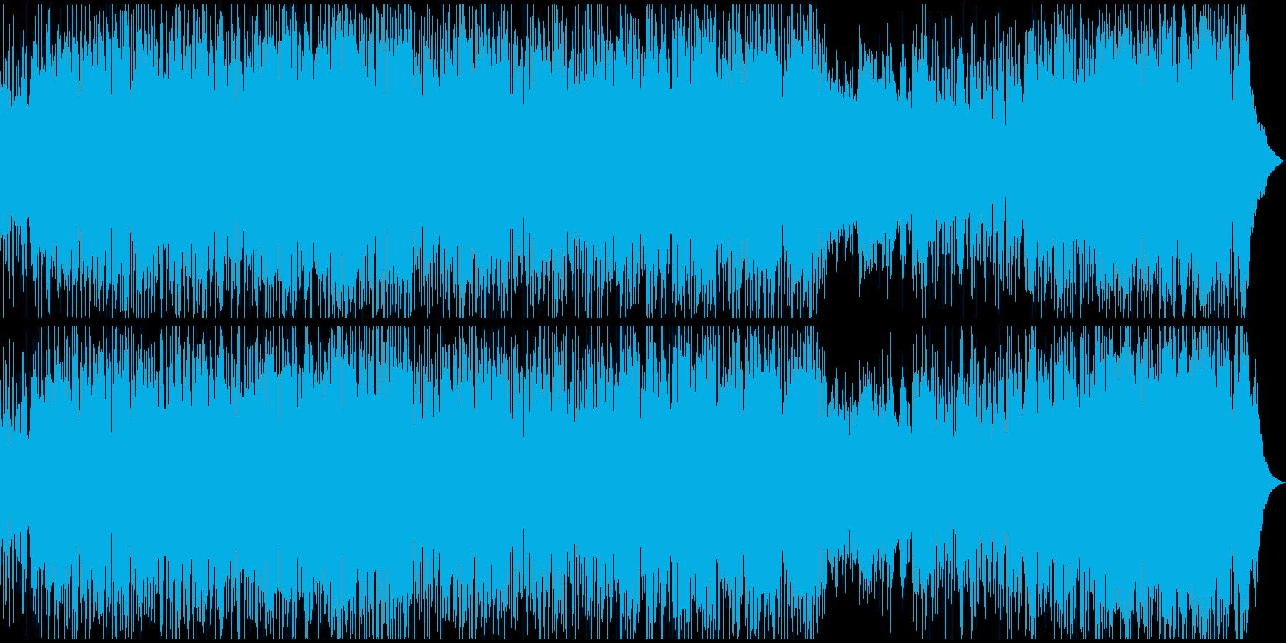 おしゃれで爽やかなカントリー・ロック の再生済みの波形