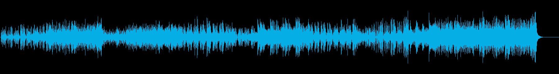 【ブラス無】南国/ラテン/楽しい/明るいの再生済みの波形