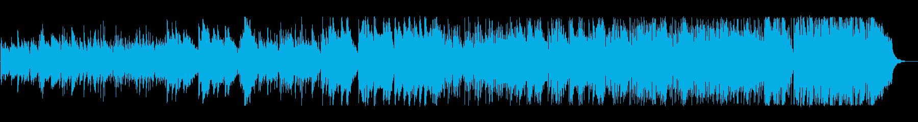 イージーリスニング アクション 静...の再生済みの波形
