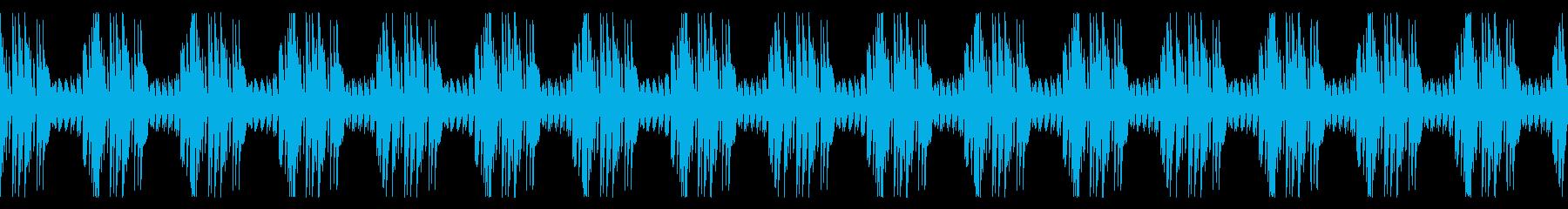 ウキウキするクラシック【マリンバver】の再生済みの波形