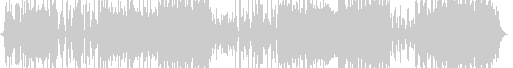 スリラーシンセ・ホラーなR&B ホルン有の未再生の波形