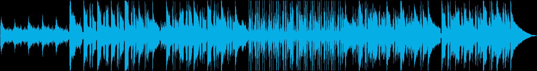 インストゥルメンタルアコースティッ...の再生済みの波形