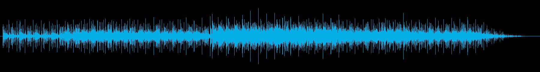 雄大なピアノ・サウンドの再生済みの波形