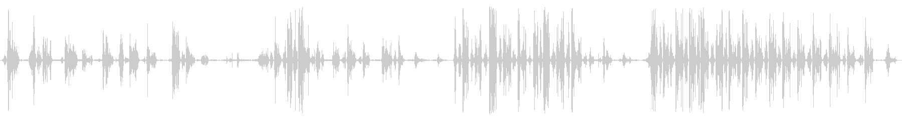 グランクライク・グローリング、ライ...の未再生の波形