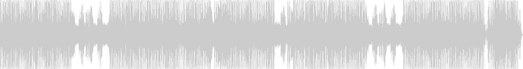 王の品格を表したヒップホップの未再生の波形