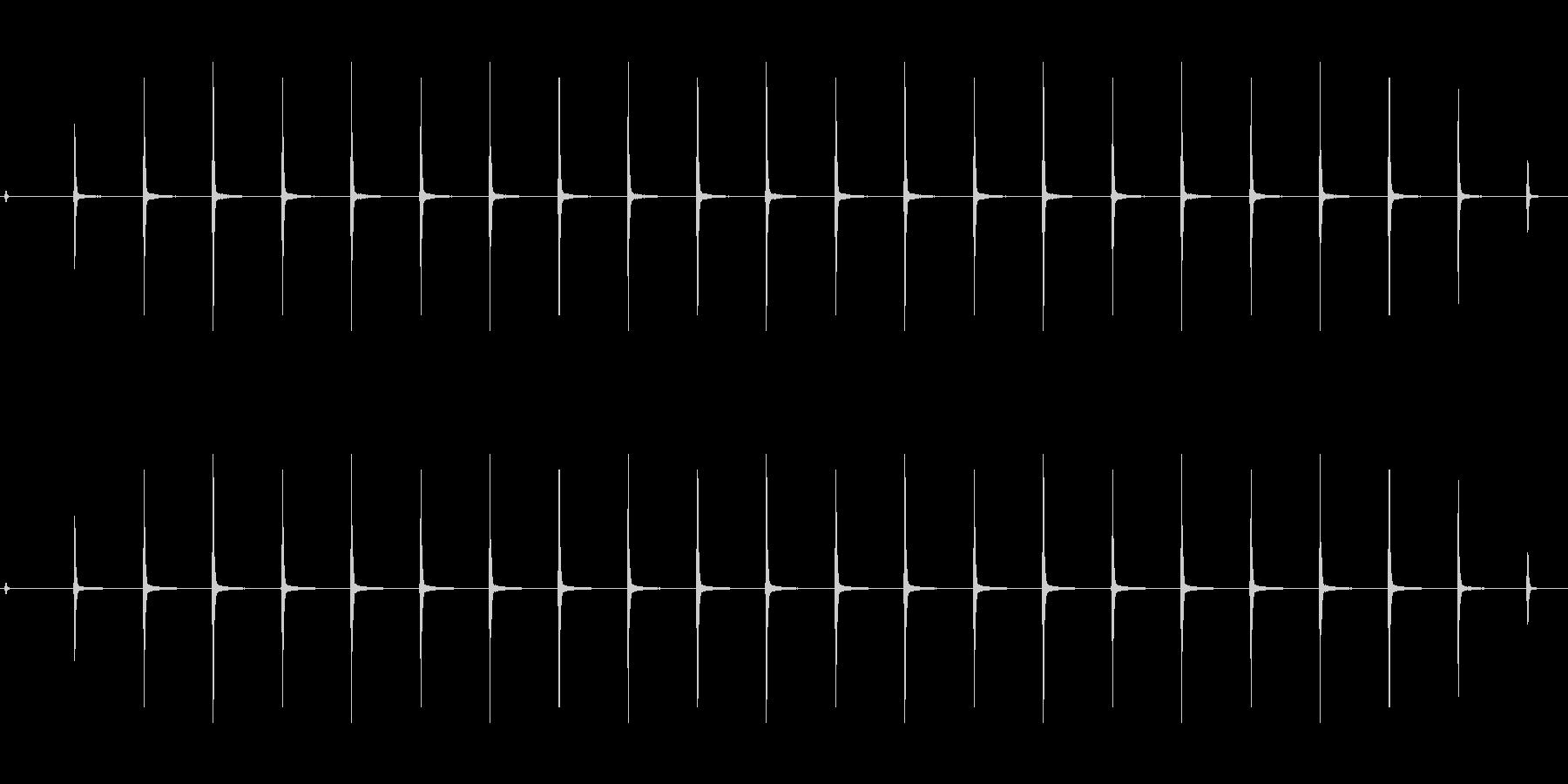 時計 ticktock_29-2_revの未再生の波形