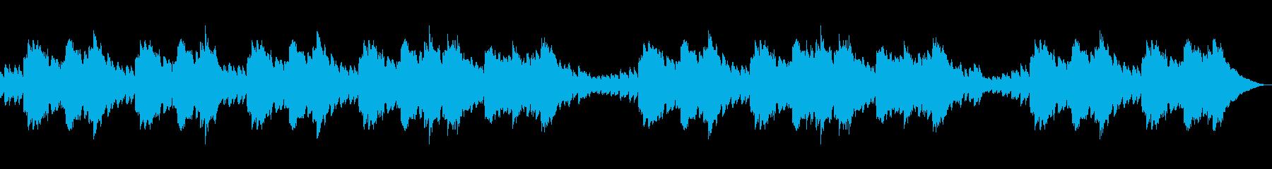 エリーゼのためにの再生済みの波形