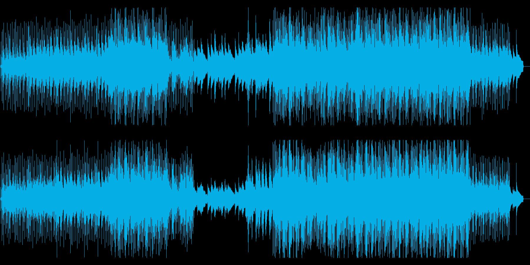 心揺さぶる切ないアコギロック・バラードの再生済みの波形