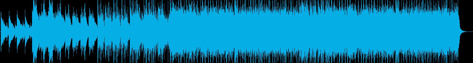 切ないバラードinst verの再生済みの波形