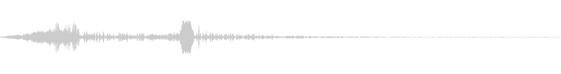 ロシアンルーレット、メタルスライド...の未再生の波形