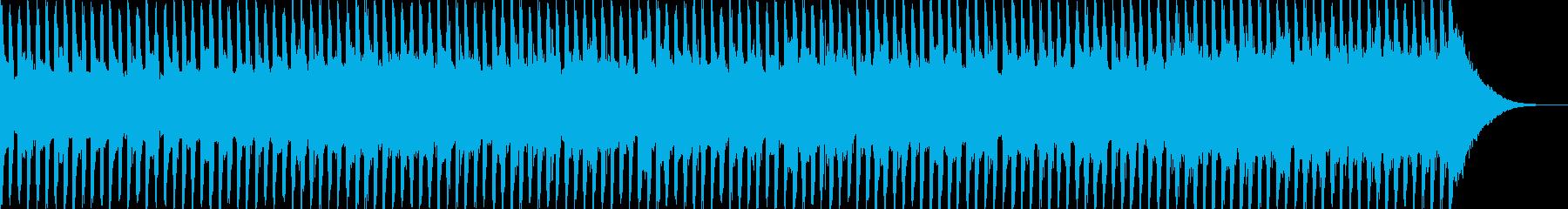 企業VP系17、爽やかギター4つ打ち2bの再生済みの波形