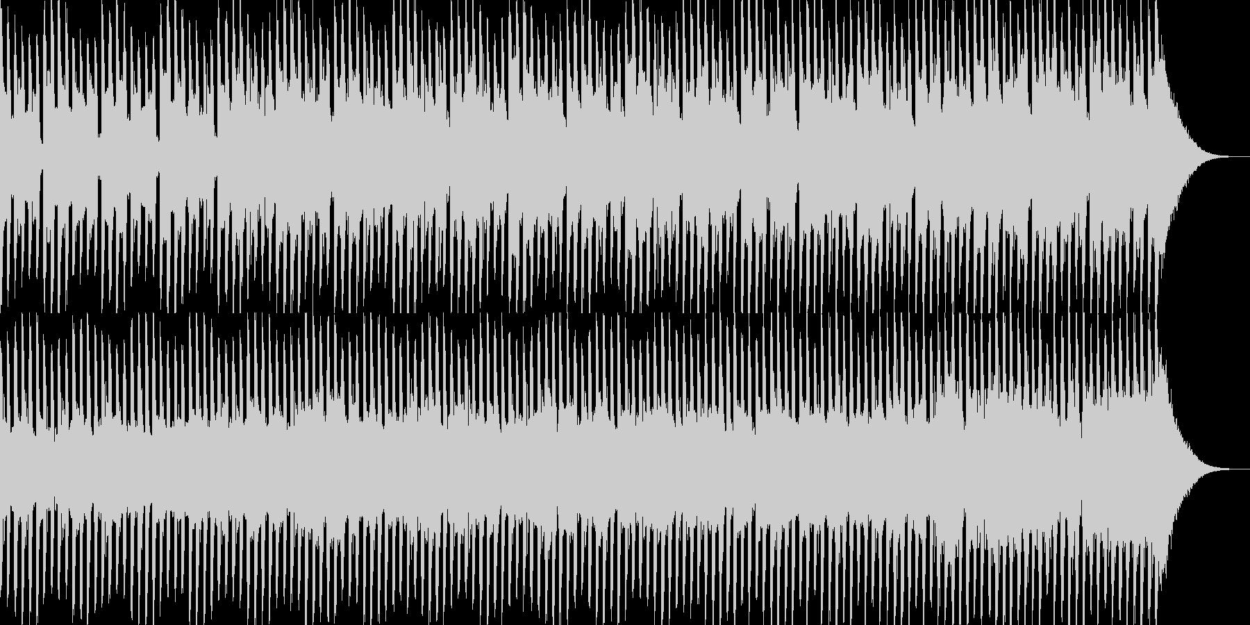 企業VP系17、爽やかギター4つ打ち2bの未再生の波形