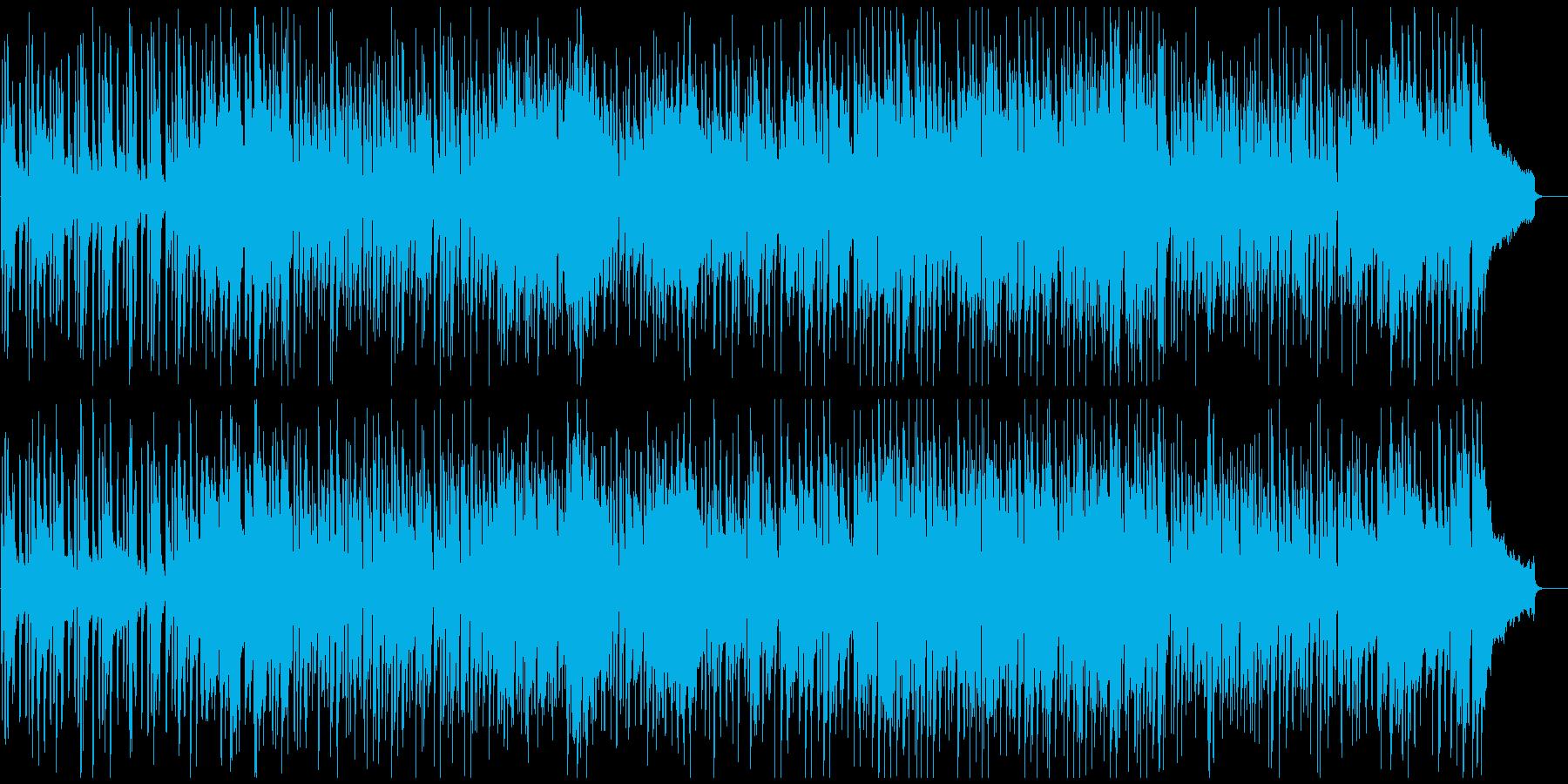 管楽器ファンク、ノリノリ、サックス生演奏の再生済みの波形