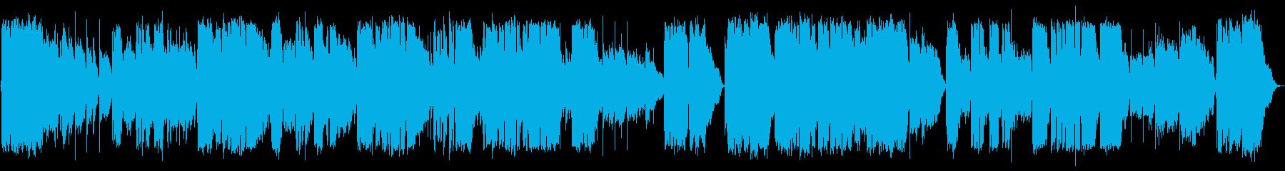 英語洋楽:ポール風・清楚な多声バラードの再生済みの波形