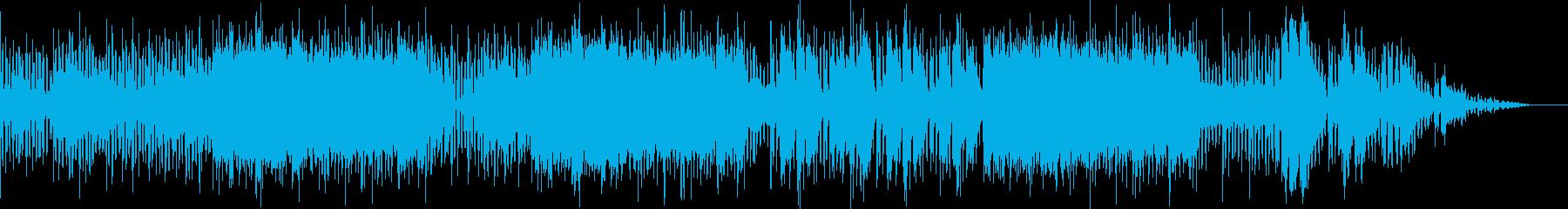 動画 サスペンス 静か 希望的 期...の再生済みの波形