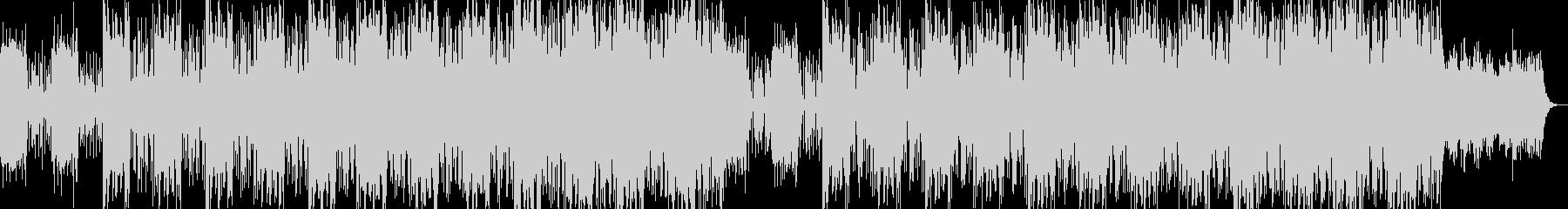 現代的でハイテンポなDnBテクノ-15の未再生の波形