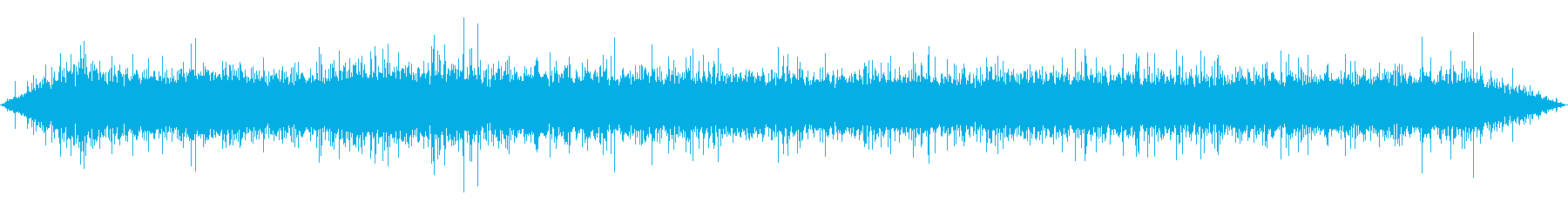中流の再生済みの波形